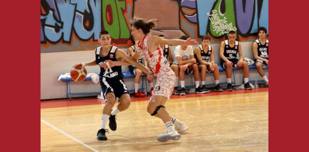 Simone Valsecchi è un giocatore Urania Milano