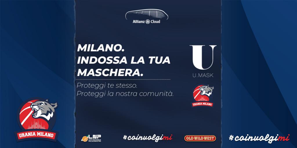 Urania e U-Mask fanno squadra