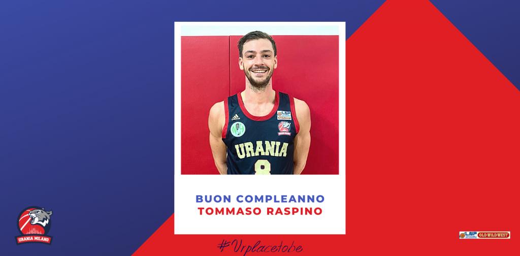 Buon Compleanno Tommaso