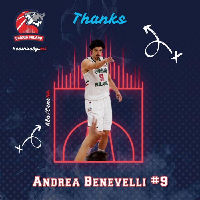 Grazie Andrea, Wildcat Forever