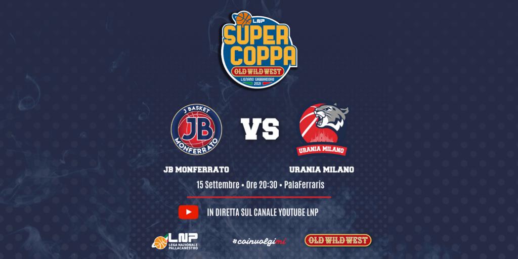 Supercoppa 2021: A Casale per giocarsi le FInal8